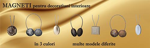 Magneti pentru decoratiuni interioare