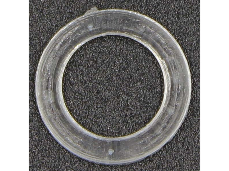 Inel 11 x 16 mm transparent