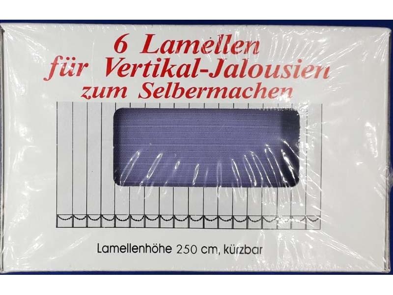 Lamele pentru Jaluzele Verticale 89 mm liliac