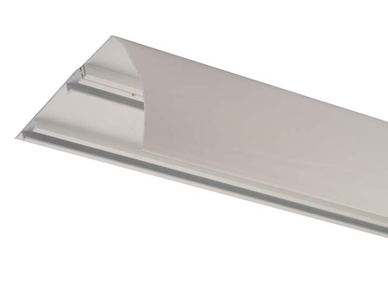 Sina Aluminiu BURSA cu masca - 3 culori - 2-canale si 3-canale - inaltime profil senzational 7 mm