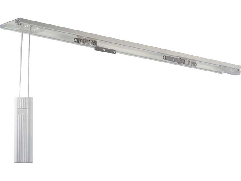 Sina Aluminiu SIDE - 3 culori - 2-canale si 3-canale - inaltime profil senzational 7 mm - cu Snur pentru tragere