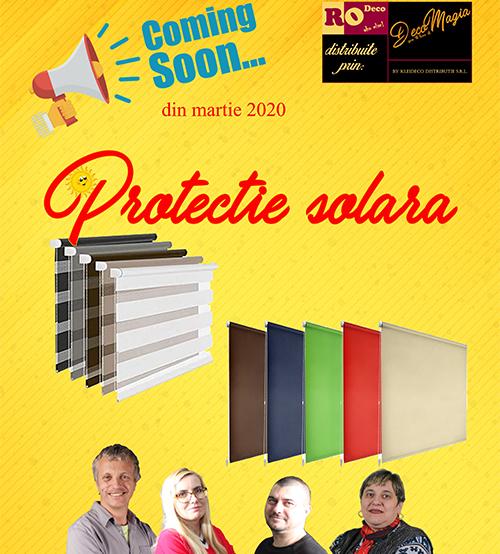 Catalog protectie solara