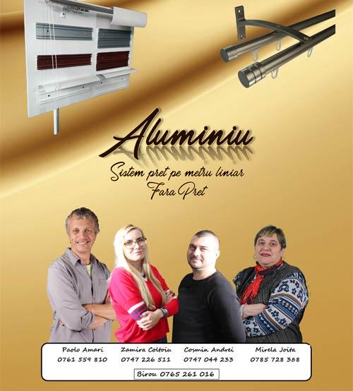 Catalog Aluminiu
